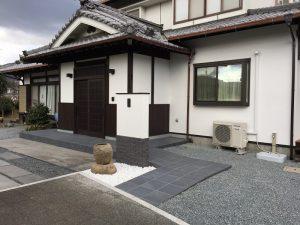 呉市S様邸新築工事