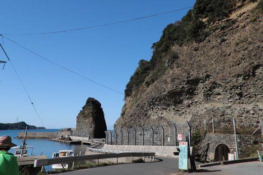 島根県浜田市 石見畳ケ浦
