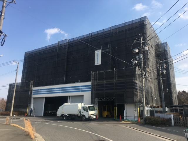 N株式会社 外壁改修工事